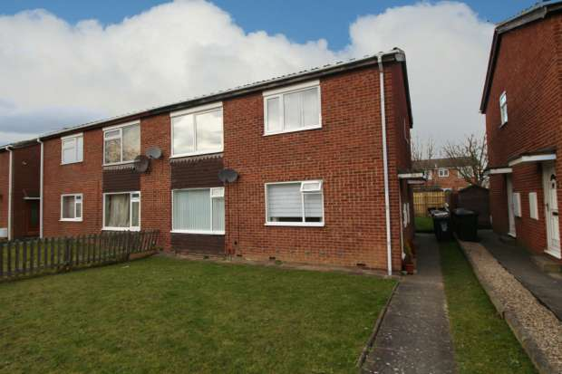 2 Bedrooms Flat for sale in Cheadle Avenue, Wallsend, Tyne And Wear, NE28 9QR