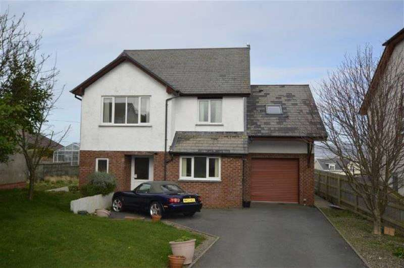 4 Bedrooms Detached House for sale in Joemm, Ffordd Y Fulfran, Borth, Ceredigion, SY24