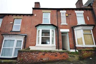 4 Bedrooms Terraced House for rent in Great House in Hunters Bar Ideal for Sharers!