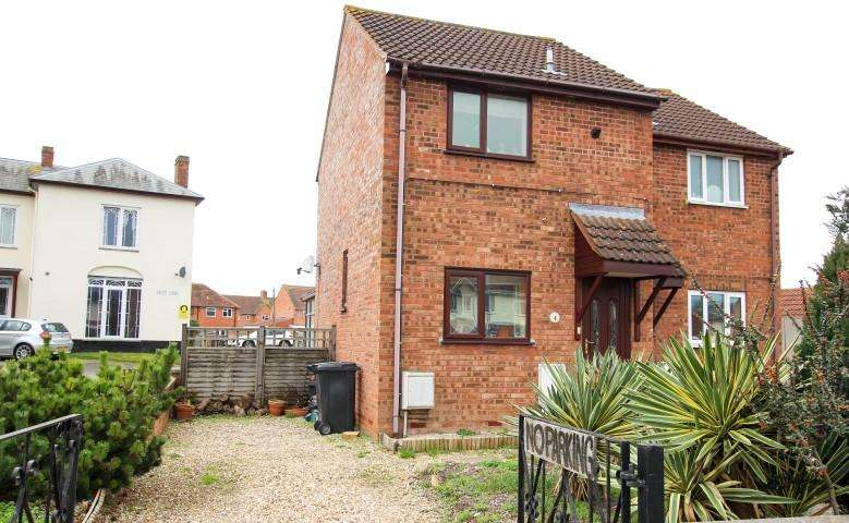 1 Bedroom Semi Detached House for sale in Escott Court, Bridgwater TA6