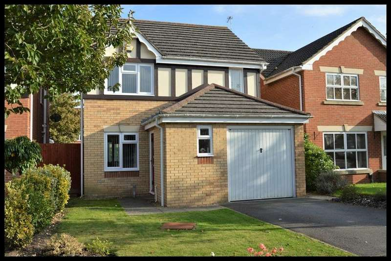 3 Bedrooms Detached House for sale in Radleigh Gardens, Totton, Southampton SO40