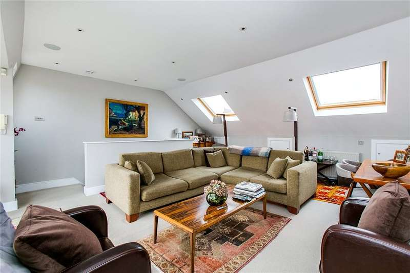 3 Bedrooms Flat for sale in Albert Bridge Road, Battersea Park, London