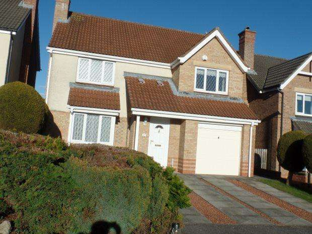 4 Bedrooms Detached House for sale in O NEIL DRIVE, PETERLEE, COTSFORD HALL, PETERLEE