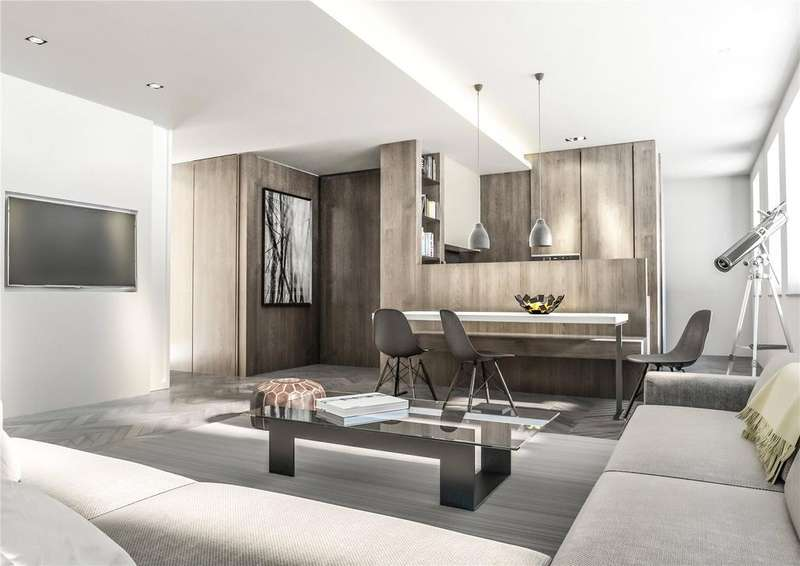 3 Bedrooms Terraced House for sale in Bolsover Street, Fitzrovia, W1W