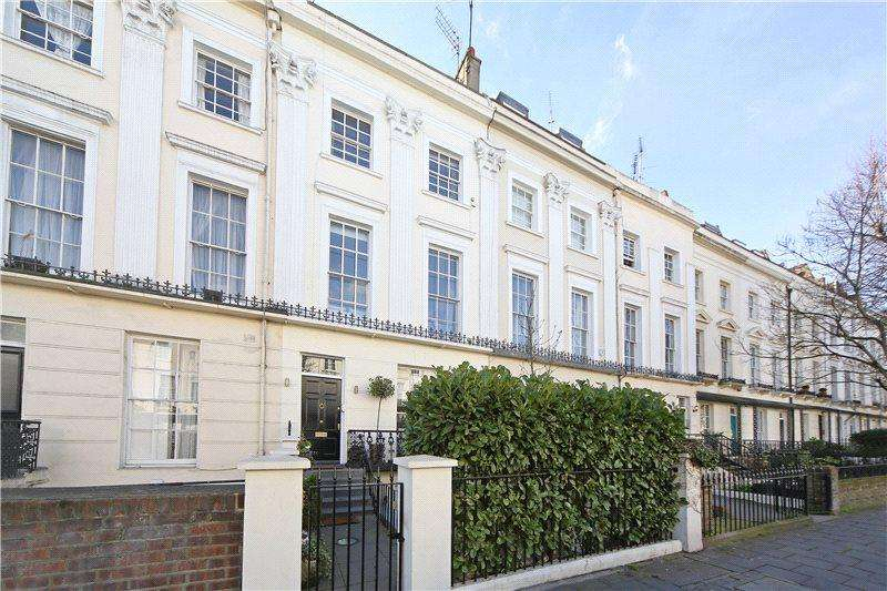 3 Bedrooms Flat for sale in Chepstow Road, London, W2