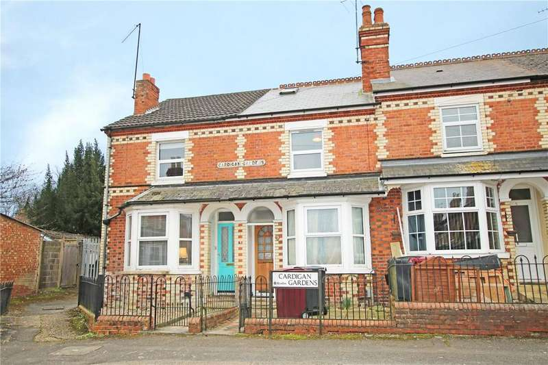 3 Bedrooms End Of Terrace House for sale in Cardigan Gardens, Reading, Berkshire, RG1