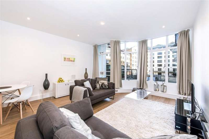 2 Bedrooms Apartment Flat for sale in Admirals Court, 30 Horselydown Lane, London, SE1