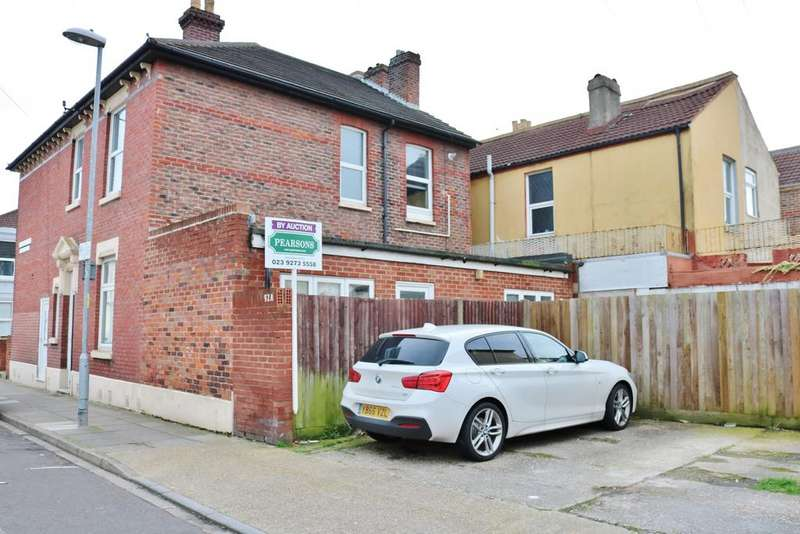 2 Bedrooms Ground Flat for sale in Angerstein Road, Portsmouth