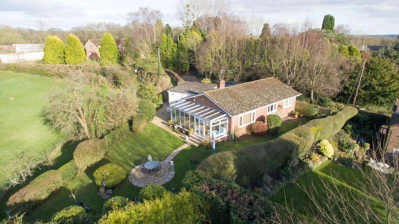 3 Bedrooms Detached House for sale in Haccups Lane, Michelmersh, Hampshire, SO51