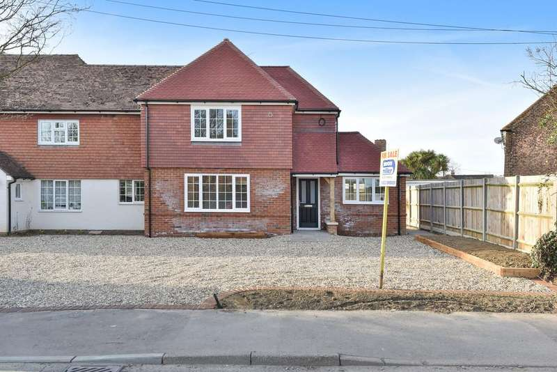2 Bedrooms End Of Terrace House for sale in HEADCORN VILLAGE