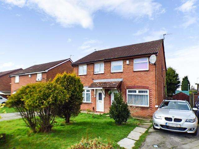 2 Bedrooms House for sale in Bamford Close, Runcorn