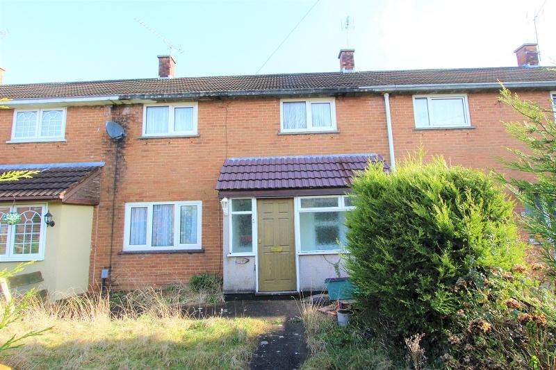 3 Bedrooms Terraced House for sale in John Bull Close, Newport, Newport. NP19 9PP