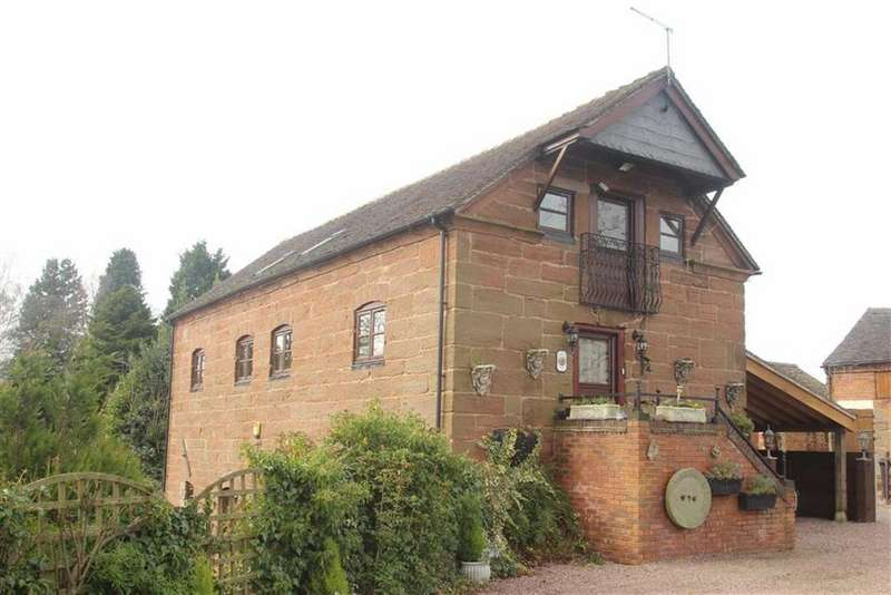 4 Bedrooms Detached House for sale in Rosehill, Tern Hill, Market Drayton