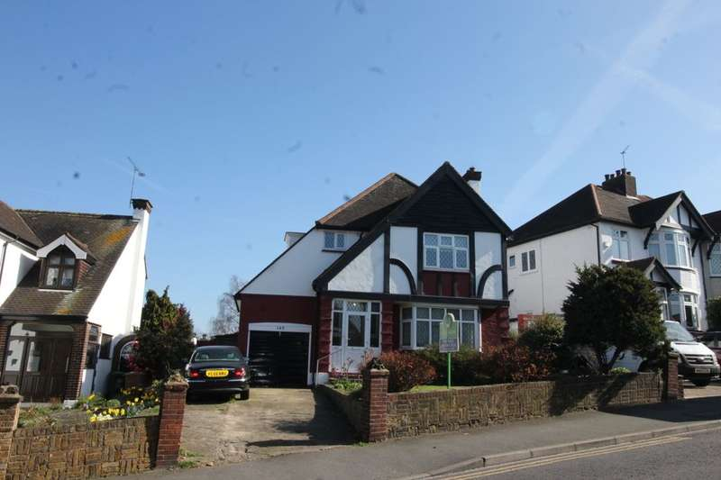 3 Bedrooms Detached House for sale in Upton Road, Bexleyheath, DA6