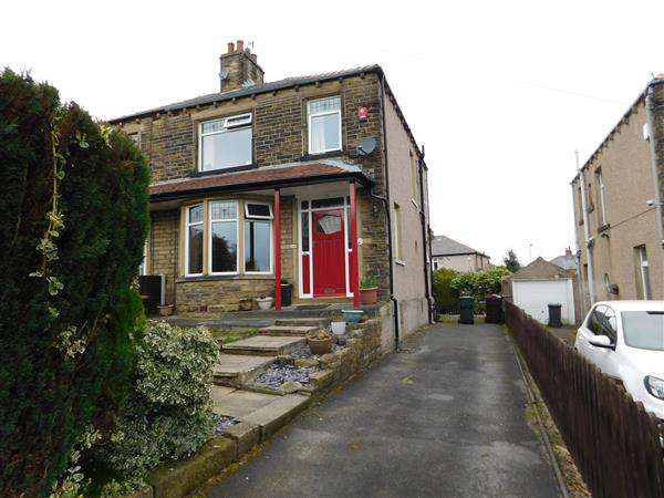 3 Bedrooms Semi Detached House for sale in Beechwood Avenue, Bradford
