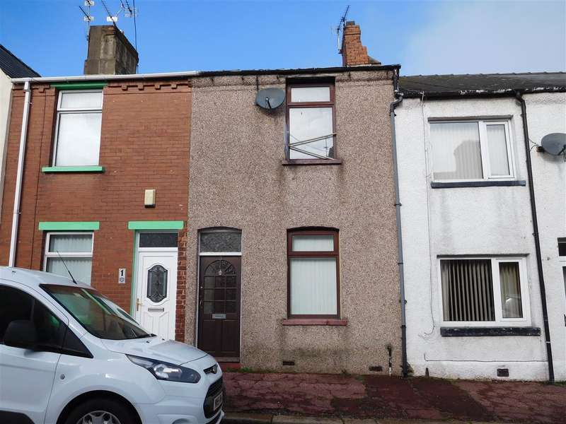 2 Bedrooms Terraced House for sale in Granville Street, BARROW-IN-FURNESS
