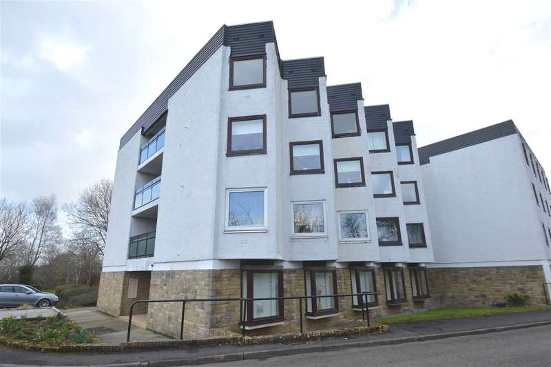 1 Bedroom Apartment Flat for sale in Cadzow House, Hamilton