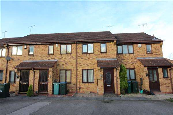 2 Bedrooms Terraced House for sale in Bakers Lane, Chapelfields, Coventry