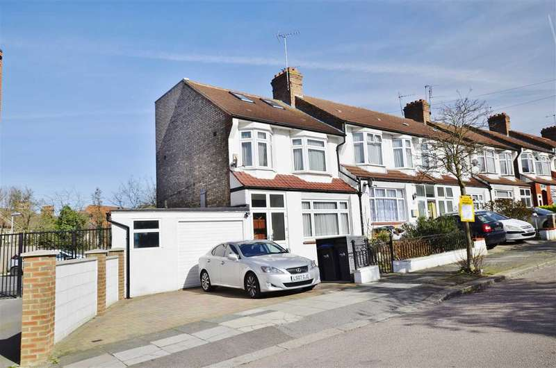 4 Bedrooms End Of Terrace House for sale in Bexhill Road, London