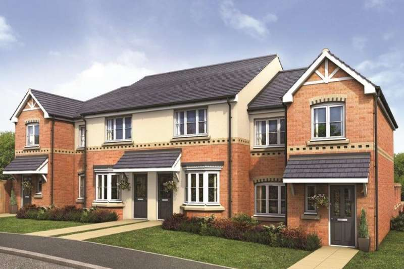 3 Bedrooms Property for sale in Scrooby Road, Harworth, Doncaster, DN11