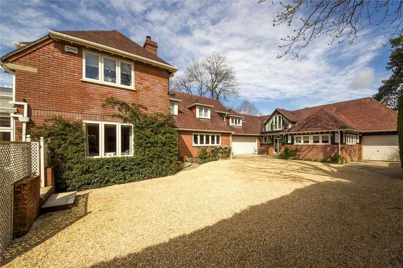6 Bedrooms Detached House for sale in Broadlands Road, Brockenhurst, Hampshire, SO42