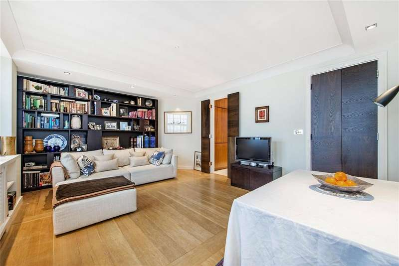 2 Bedrooms Flat for sale in Drayton Gardens, Chelsea, London