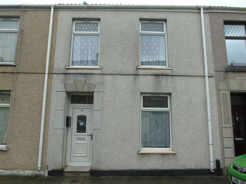 4 Bedrooms Terraced House for sale in George Street, Llanelli