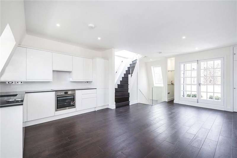 3 Bedrooms Flat for sale in Tachbrook Street, Pimlico, London, SW1V