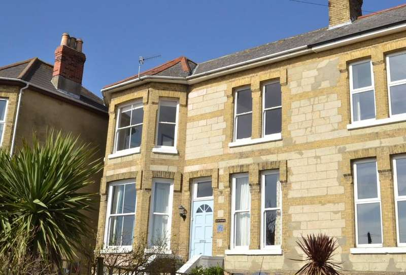 2 Bedrooms Apartment Flat for sale in St. Boniface Road, Ventnor