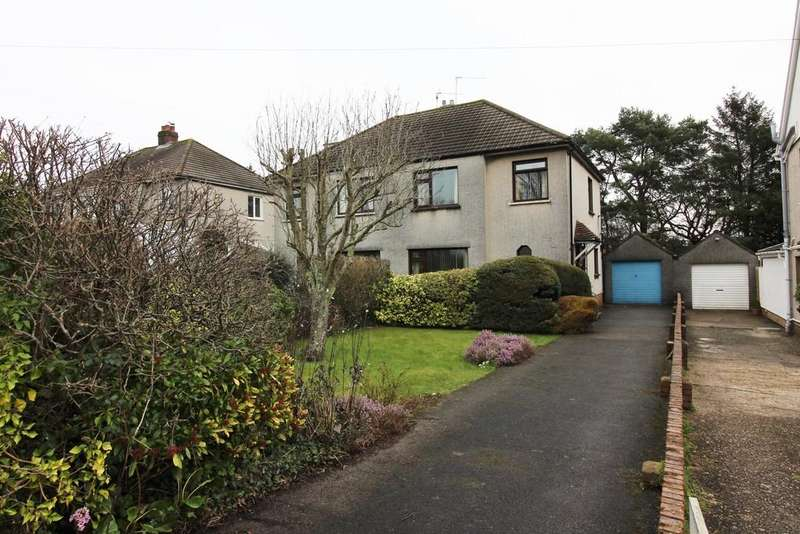 3 Bedrooms Semi Detached House for sale in Heol Erwin, Rhiwbina