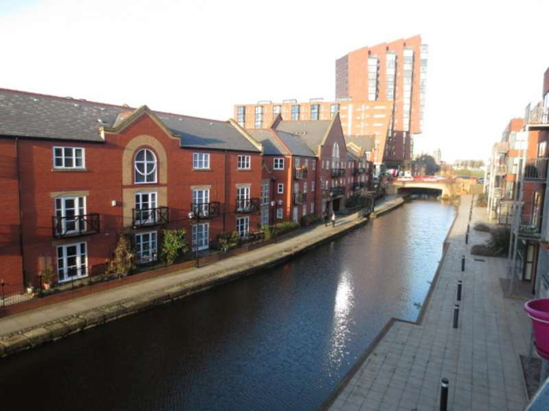 2 Bedrooms Apartment Flat for sale in John Smeaton Court, Piccadilly Basin