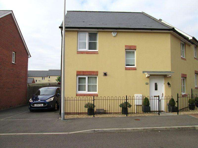 2 Bedrooms Semi Detached House for sale in Marcroft Road, Port Tennant, Swansea, City County of Swansea.
