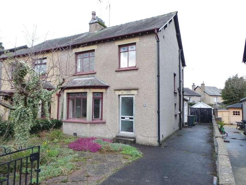 3 Bedrooms Semi Detached House for sale in Lightburn Road, Ulverston