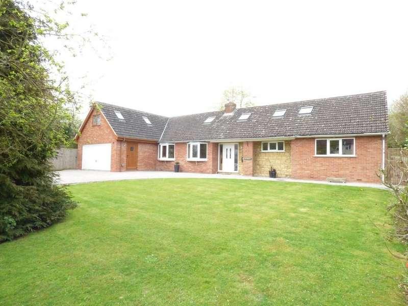 5 Bedrooms Detached House for sale in Dorsington, Stratford-Upon-Avon