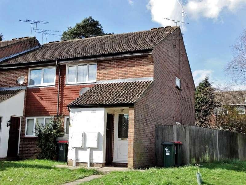 1 Bedroom Maisonette Flat for sale in Broadfield, Crawley, RH11