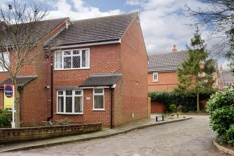 2 Bedrooms Mews House for sale in Nantwich, Cheshire