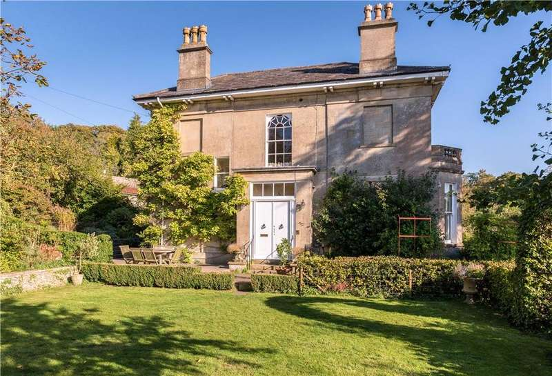 5 Bedrooms Semi Detached House for sale in Woodhill Place, Bath, Somerset, BA2
