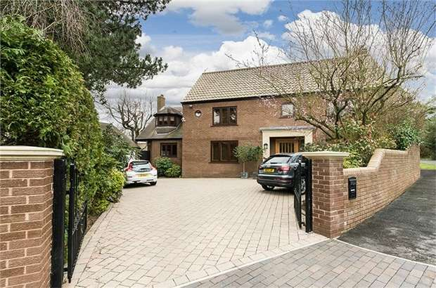 4 Bedrooms Detached House for sale in Bell's Folly, Potters Bank, Durham City