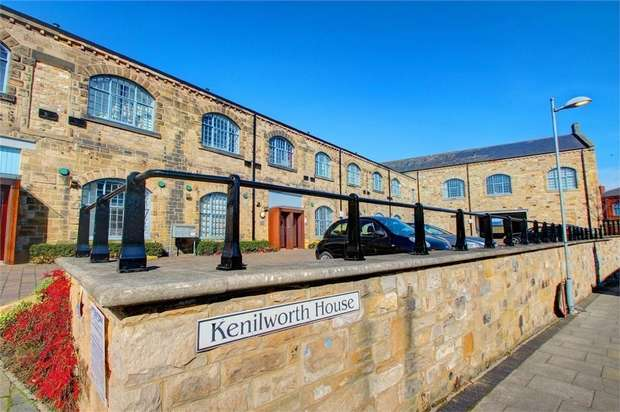 1 Bedroom Flat for sale in Kenilworth House, Gateshead, Tyne and Wear, UK