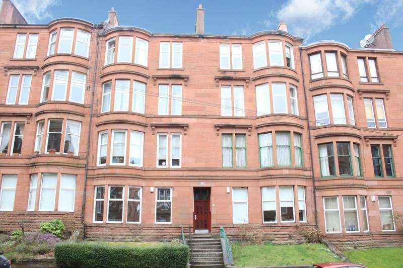 2 Bedrooms Flat for sale in 2/1, 15 Grantley Gardens, Shawlands, Glasgow, G41 3PZ