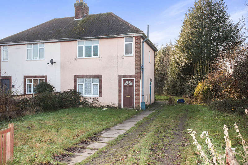 3 Bedrooms Semi Detached House for sale in Bagworth Road, Barlestone, Nuneaton, CV13