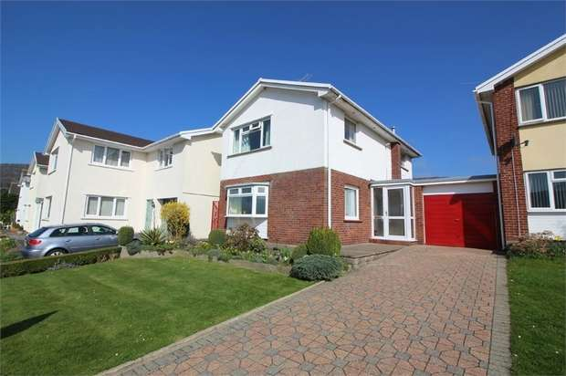 3 Bedrooms Link Detached House for sale in Dingle Road, ABERGAVENNY, Monmouthshire