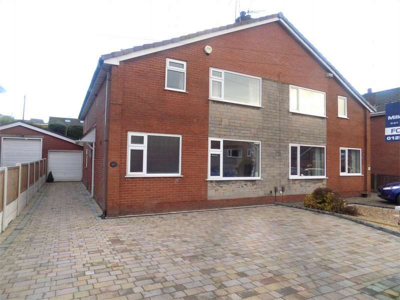 4 Bedrooms Semi Detached House for sale in Carr Lane, Chorley, Lancashire