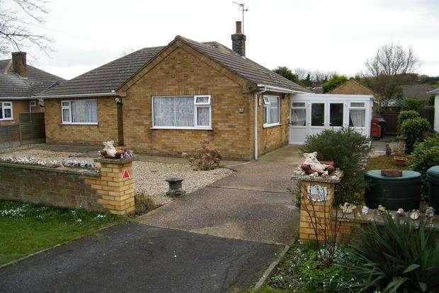 3 Bedrooms Bungalow for sale in Ancaster Avenue, Chapel St. Leonards, Skegness, PE24
