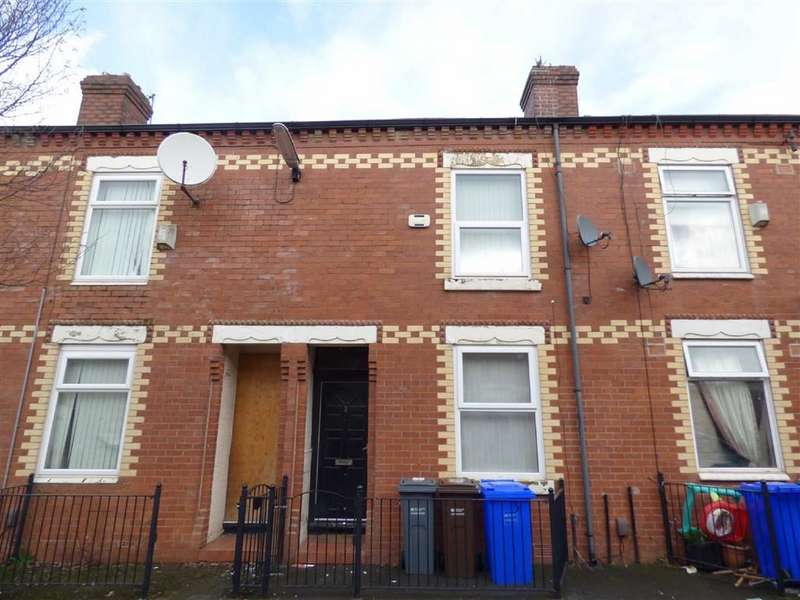 2 Bedrooms Property for sale in Dollond Street, Blackley, Manchester, M9