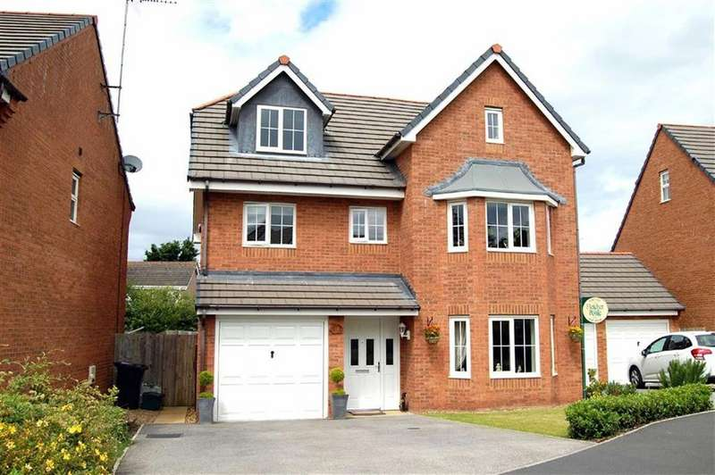 5 Bedrooms Detached House for sale in Pentywyn Heights, Deganwy, Llandudno, Conwy