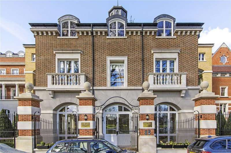 2 Bedrooms Flat for sale in Vincent Square, London