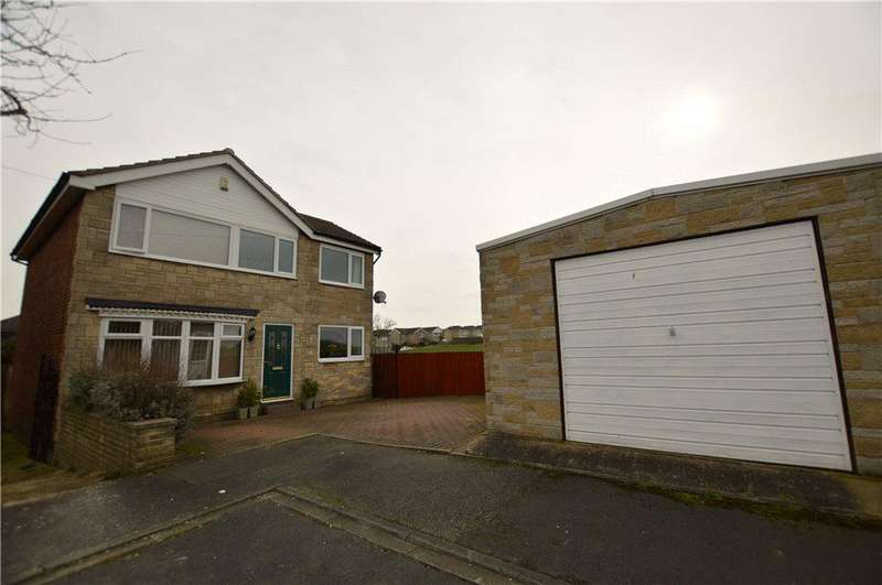 4 Bedrooms Detached House for sale in Swithens Court, Rothwell, Leeds, West Yorkshire