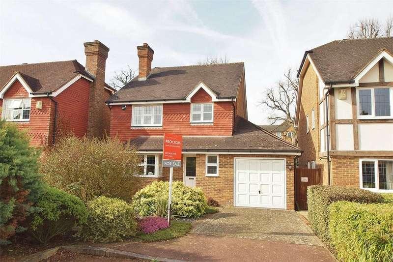 3 Bedrooms Detached House for sale in Tudor Road, Beckenham, Kent