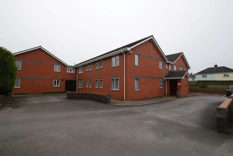 1 Bedroom Flat for sale in Station Road, Willand, Cullompton